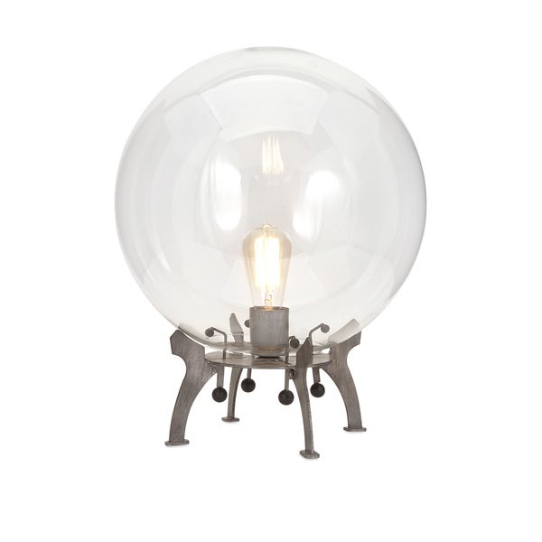 """Electrode Oversized Glass Table Lamp - 7'9"""" x 10'10"""""""
