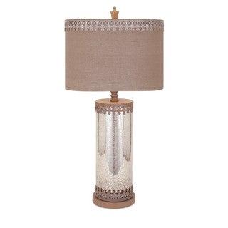 Amy Mercury Glass Lamp