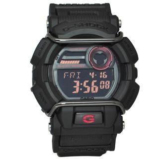 Casio G-Shock GD400-1D Men's Black Dial Watch