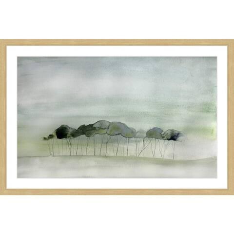 Marmont Hill - Handmade Quiet Framed Print