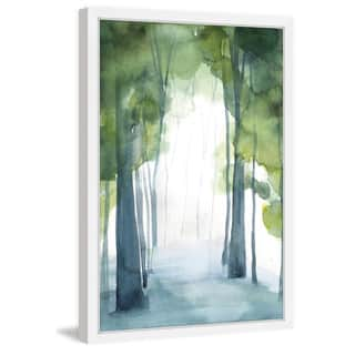 Copper Grove 'Grove' by Christine Lindstrom Framed Painting Print