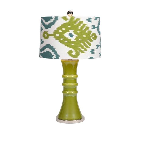 "Megaran Glass Table Lamp - 7'9"" x 10'10"""