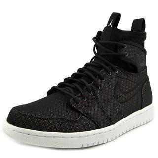 Jordan Men's 'Jordan 1 Retro Ultra High' Leather Athletic Shoes