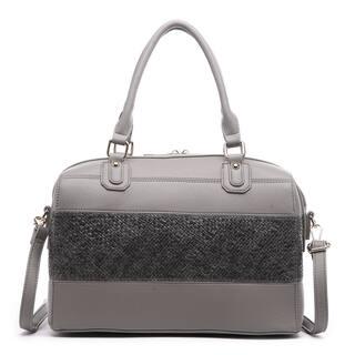 Pink Haley Annbel Satchel Handbag|https://ak1.ostkcdn.com/images/products/13141290/P19869430.jpg?impolicy=medium