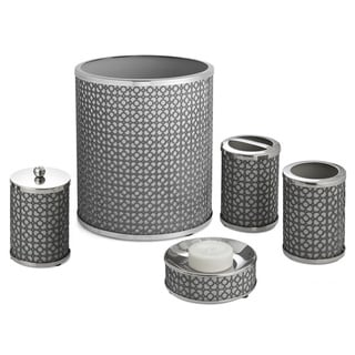 Links 5-Piece Bath Set