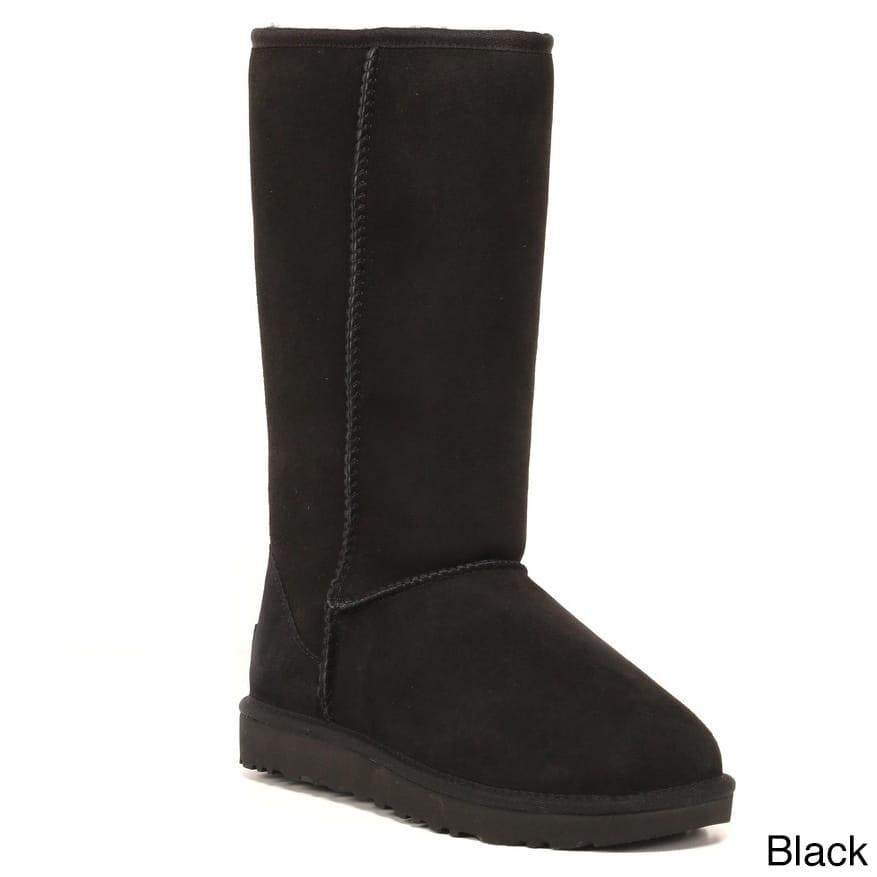 Ugg Australia Women's Classic Boot Classic Tall II (Black...