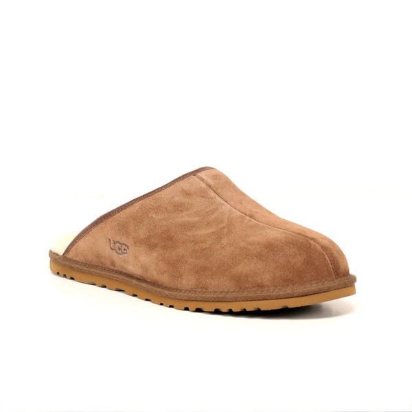 96bc2785d17 Shop UGG Australia Men s Chestnut Clugg Slippers - Free Shipping ...