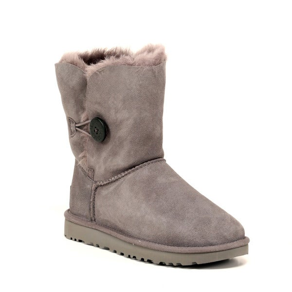 ugg bailey button grey sale