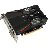 Gigabyte Ultra Durable 2 GV-N1050D5-2GD GeForce GTX 1050 Graphic Card
