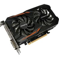 Gigabyte Ultra Durable 2 GV-N1050OC-2GD GeForce GTX 1050 Graphic Card