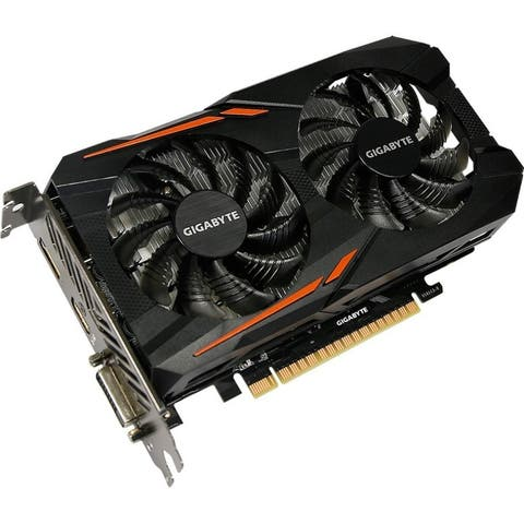 Gigabyte Ultra Durable 2 GV-N105TOC-4GD GeForce GTX 1050 Ti Graphic Card - 4 GB GDDR5