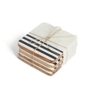 Hip Vintage Tortola Coasters (Pack of 4)