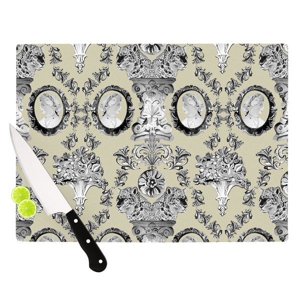 KESS InHouse DLKG Design 'Imperial Palace' Cutting Board