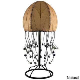 Eangee Wrought Iron Jellyfish Table Lamp