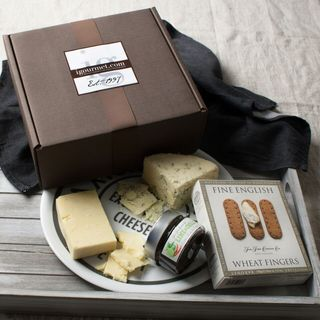 igourmet The English Fine Cheese Gift Box