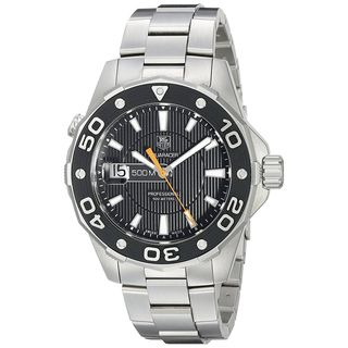Tag Heuer Men's WAJ1110.BA0870 'Aquaracer' Stainless Steel Watch