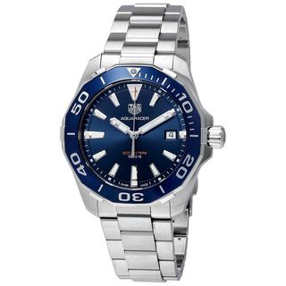 Tag Heuer Men's WAY111C.BA0928 'Aquaracer' Stainless Steel Watch
