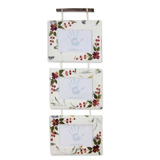 Snow Roses Saa Paper 5x7 Wall Photo Frames (Thailand)