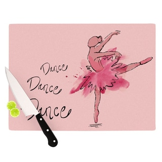 "Kess InHouse Brienne Jepkema ""Ballerina"" Cutting Board"