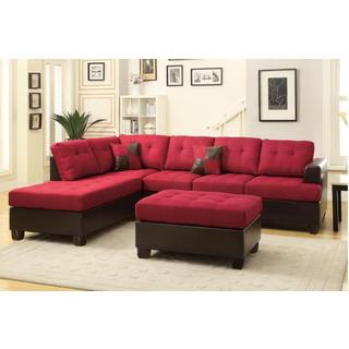 Jason 3-piece Sectional Sofa