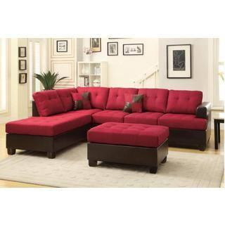 Jason 3 Piece Sectional Sofa