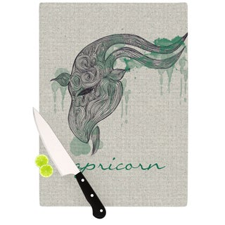 "Kess InHouse Belinda Gillies ""Capricorn"" Cutting Board"