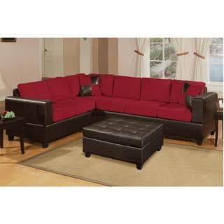 Red Sectional Sofas Shop The Best Deals For Feb 2017