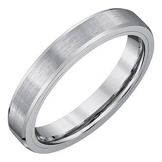 Men's 4-millimeter Tungsten Carbide Fashion/Wedding Band by Ever One|https://ak1.ostkcdn.com/images/products/13153019/P19879807.jpg?_ostk_perf_=percv&impolicy=medium