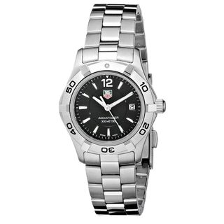 Tag Heuer Women's WAF1410.BA0823 'Aquaracer' Stainless Steel Watch