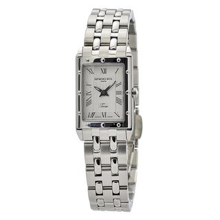 Raymond Weil Women's 5971-ST-00658 'Tango' Stainless Steel Watch