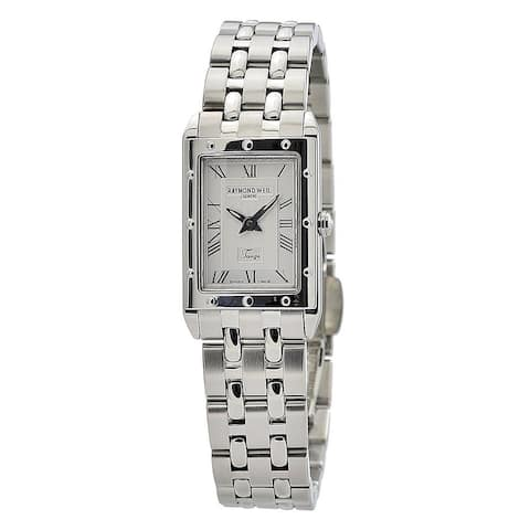 Raymond Weil Women's 5971-ST-00658 'Tango' Stainless Steel Watch