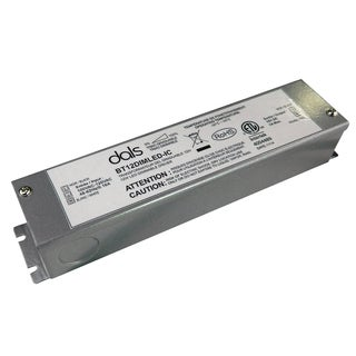 Dals Aluminum IC-rated 12-watt Dimmable LED Driver