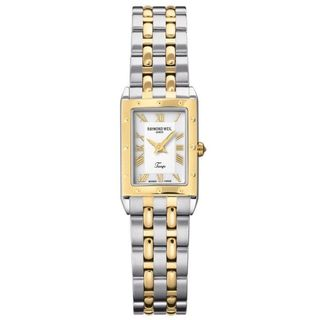 Raymond Weil Women's 5971-STP-00308 'Tango' Two-Tone Stainless Steel Watch