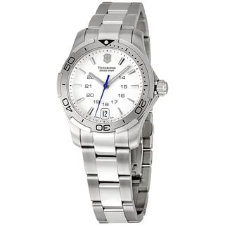 Victorinox Swiss Army Women's 241306 'Alliance Sport' Stainless Steel Watch
