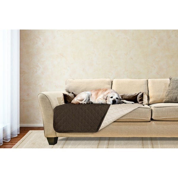Fabulous Shop Furhaven Sofa Buddy Pet Bed Furniture Cover Ships To Ibusinesslaw Wood Chair Design Ideas Ibusinesslaworg