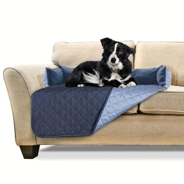 Fabulous Shop Furhaven Sofa Buddy Pet Bed Furniture Cover Free Machost Co Dining Chair Design Ideas Machostcouk