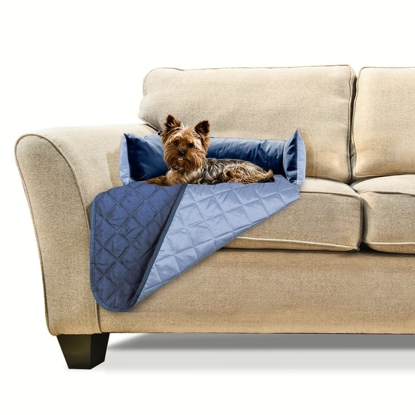 Awe Inspiring Shop Furhaven Sofa Buddy Pet Bed Furniture Cover Free Ocoug Best Dining Table And Chair Ideas Images Ocougorg