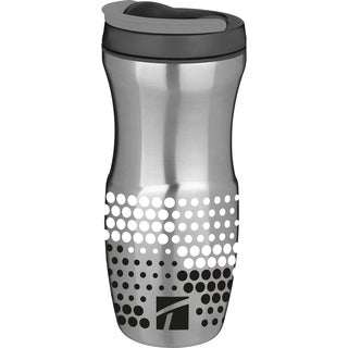 Trudeau 04714601 16 Oz Stainless Steel Travel Tumbler