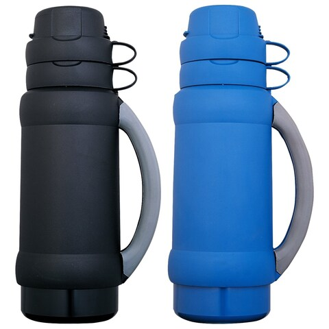 Thermos 3410ATR14 Add-A-Cup Beverage Bottle