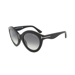 Tom Ford FT0359 01B Chiara Sunglasses