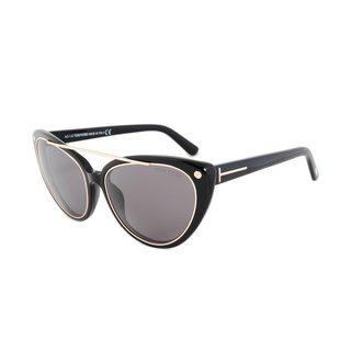 Tom Ford Edita Sunglasses FT0384 01A