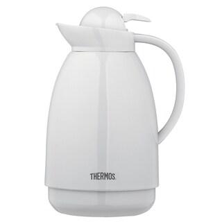 Thermos 710TRI4 1 Liter White Vacuum Carafe