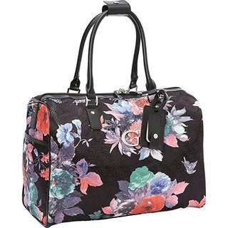 Guess Fortuna Collection Black 18-inch Carry-on Travel Tote Bag|https://ak1.ostkcdn.com/images/products/13155327/P19881489.jpg?_ostk_perf_=percv&impolicy=medium
