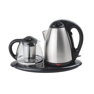 Electric 3-Piece Tea Maker Set
