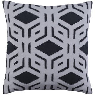 Decorative Stanhope 22-inch Down or Poly Filled Throw Pillow