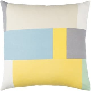 Decorative Ware 20-inch Down or Poly Filled Throw Pillow