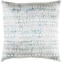 Decorative Suresnes 20-inch Down or Poly Filled Throw Pillow