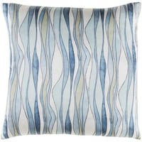 Decorative Surbiton 20-inch Feather Down or Poly Filled Throw Pillow