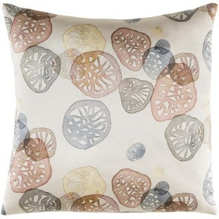 Decorative Stotfold 20-inch Down or Poly Filled Throw Pillow