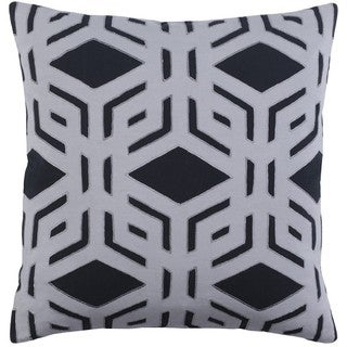 Decorative Stanhope 20-inch Down or Poly Filled Throw Pillow